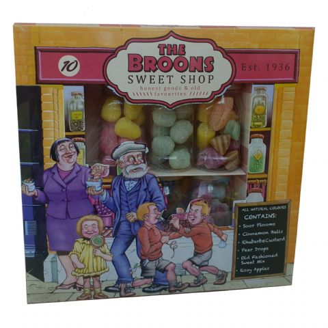 The Broons Sweet Shop Gift Box of Sweets 420g